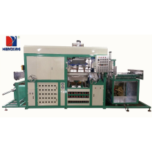 Small automatic plastic forminng machine