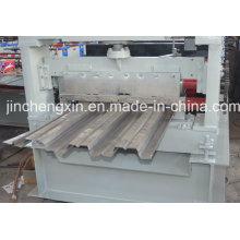Bodenplattform-Rolle, die Maschine bildet (JH475)