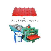 Máquina formadora de rolos de aço cor fria QJ
