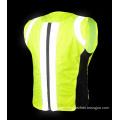 Hot Selling Fashion reflective safety Motorcycle jacket