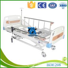 BDE208 Verstellbares elektrisches Krankenhausbett mit 3 Funktionen