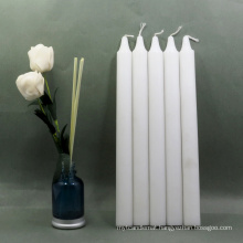 Hard paraffin wax ramadan islamic white candles