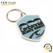 Personalized Soft PVC Key Ring for Advertising Ym1118