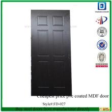 Фанда самое дешевое цена с покрытием из ПВХ МДФ двери