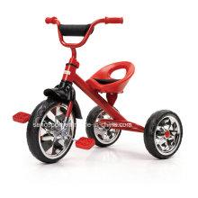 Triciclo rojo al por mayor del Trike del bebé (rojo de SNTR768)