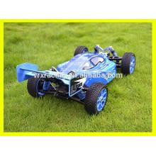 VRX Racing VRX-2 Nitro Buggy con 4.57cc motor, azul, escala 1/8