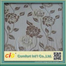 Soft Printing Velvet Upholstery Fabric