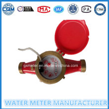 """1/2""-""1"" Impulse Transfer Reading Remote Hot Type Water Meter"