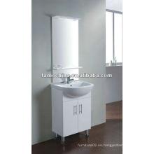 Pared pintada MDF Cuarto de baño Cabinet / vanidad / mobiliario de artículos sanitarios, material de construcción, material de construcción, tocador de baño