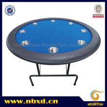 Runde Poker Tisch mit Eisen Bein (SY-T01)