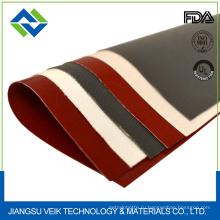 анти-статическое тепловое сопротивление 0.15 мм - 2,00 мм Толщина покрынная силиконом ткань стеклоткани
