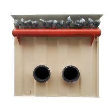 Sistema de colector de polvo Baghouse