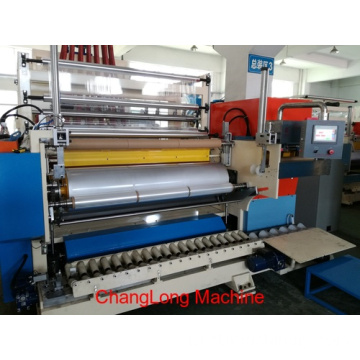 Top Seller LLDPE Stretch Film Machine