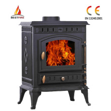 Cast Iron Stove Wood Burning Heater (BR-B7)