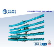Cuerda de amarre de 8 hilos UHMWPE