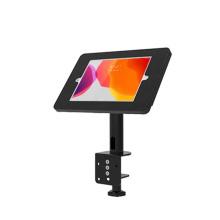 Lockable display stand C-clamp adjustable tablet security tablet desk stand