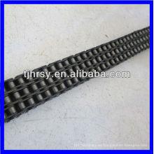 Precisión de paso corto Cadenas de rodillos Triplex 06B-3