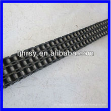 Precisão de passo curto Triplex roller chains 06B-3