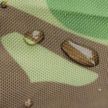 Bâches de soudure en fibre de verre enduites de silicone olive