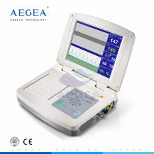 AG-BZ012 CE ISO Notebook portable 10.4 inch LED rotation screen Series Fetal monitor