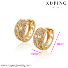 (29949)Xuping Fine Jewelry Hot Sale Earrings With Good Quality
