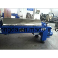 Water Treatment Sludge Decanter Centrifuge Machine