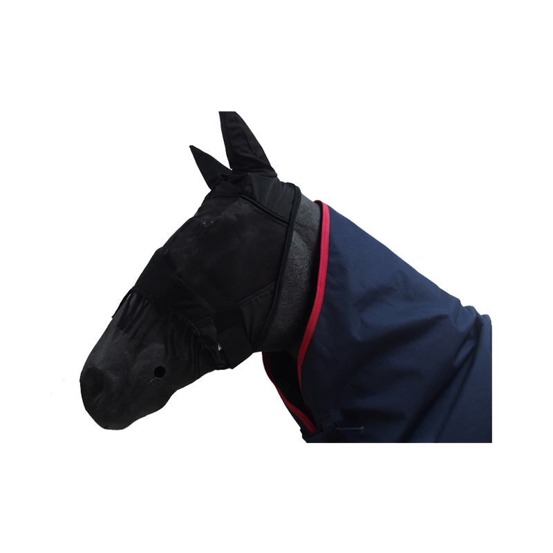 horse mesh fly mask