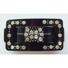 Hot-sell Acrylic Rhinestone Buckle