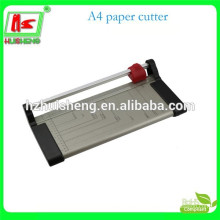 A4 size paper cutting machine guillotine manual rotating paper trimmer HS909