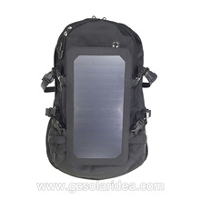 Stable USB Output Solar Battery Backpack Charger