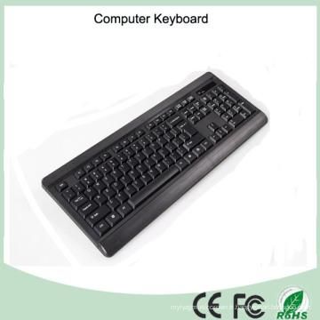 Clavier de taille normale de conception élégante pour l'ordinateur (KB-1802)
