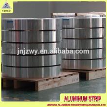 1050 1060 1100 Correa de aluminio de la serie 1000 para el uso del intercambiador del calentador