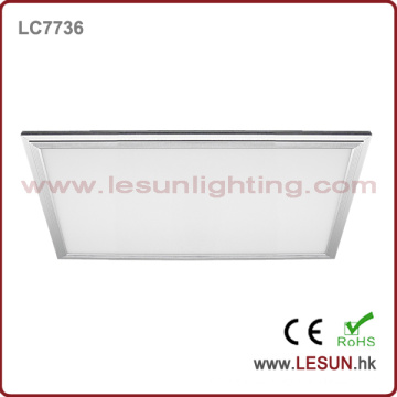 Luces del panel de 600 * 300m m 30W LED / lámpara del techo para la alameda de compras LC7736A