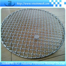 Barbecue Grill Wire Netting with SGS Report