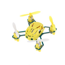 New Gift Hubsan H111 4-CH 2.4GHz 6-axis Gyro Mini Drone RC Quadcopter RTF UFO with LED Light
