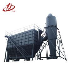 Colector de polvo ciclónico industrial para el reciclaje