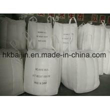 белый порошок меламина 99.8% чистоты