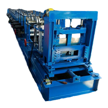 cz purlin rollable roll forming machine