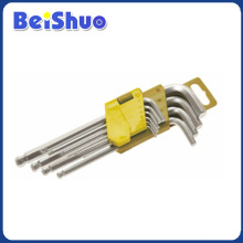 High Quality Hex Key Wrench Set with Ball Head