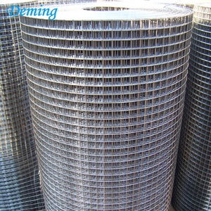 Roll Galvanized Wire Mesh Galvanized Murah