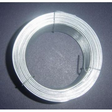 Popular Tamanho Alta Qualidade Hot DIP galvanizado Vineyard Wire Atacado