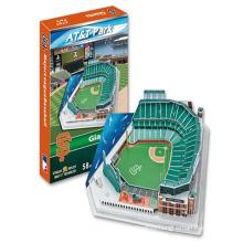 DIY Toy USA Stadium Model 133PCS Kids 3D Puzzle (10219081)