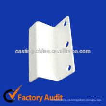 Las piezas del acondicionador de aire desarrollan herramientas de estampación