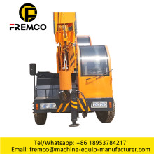 Mobile Hydraulic Lattice Boom Jib Crane Truck
