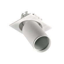 GU10 MR16 Track Light Recessed Square Round