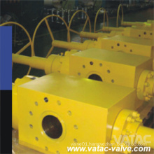 Oil Field Equipment RF Hand Wheel API 6A Gate Valve