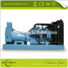 Gerador diesel de 650Kva ~ 3000Kva MTU, aberto / silencioso / Containerized