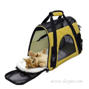 Airline approved airy foldable pets carrier bags