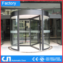 3 & 4 Wings Manual & Automatic Rotating Glass Door