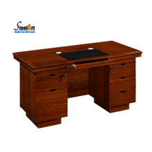 2018 Latest office table design wooden Computer table